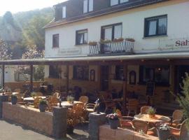 Hotel Zum Sahrtal, Kirchsahr