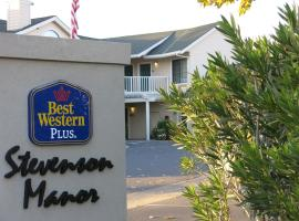Best Western PLUS Stevenson Manor, קליסטוגה