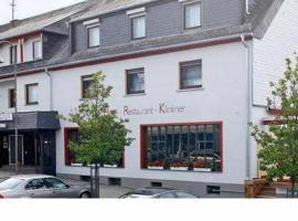 Hotel Klinkner, Emmelshausen