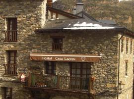 Hostal Casa Lacreu, Sahun