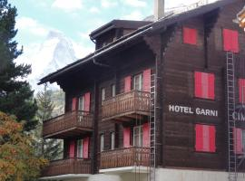 Hotel Cima, Zermatt