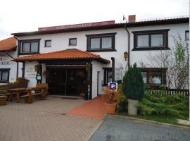 Hotel auf der Hohe, Ballenstedt