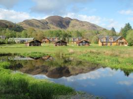 Loch Lomond Waterfront Luxury Lodges, Балмаха