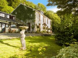 Kilsby Country House, Llanwrtyd Wells