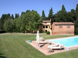 Villa Casanova, Ponsacco