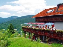 Ski und Wanderhuette, Oberhof