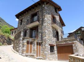 Casa Los Huertos, Sahun