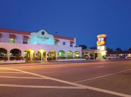Dow Villa Motel, 론파인
