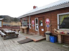 Lee's Corner Cabins, Hanceville