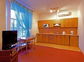 Apart-Hotel Ulberg, Viipuri