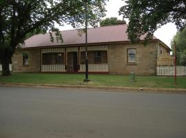 Christopher Hall's Colonial Accommodation, Ross