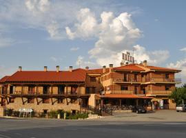 Hotel Langa, Cerezo de Abajo