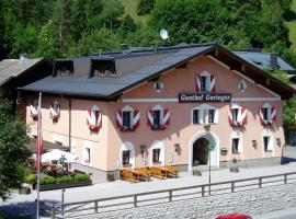 Gasthof Geringer, Mandling