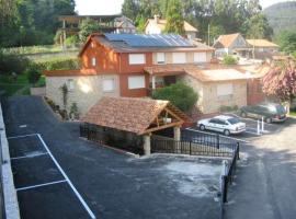 Casa Durán, Moaña