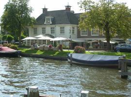 Hotel Restaurant De Nederlanden, Vreeland