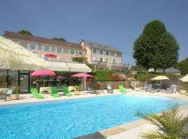 貝爾霍里贊酒店, Le Chambon-sur-Lignon