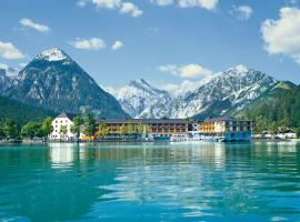 Travel Charme Fürstenhaus Am Achensee, Pertisau