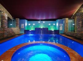 Jesmond Executive Villas, Newcastle