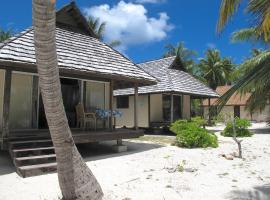 Tikehau Bed and Breakfast, Tikehau