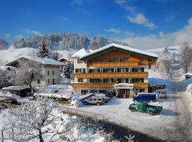 Hotel Garni Alpenland, Altenmarkt im Pongau