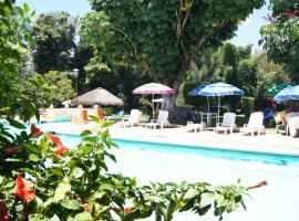 Hotel Hacienda Villautepec & Spa, Yautepec