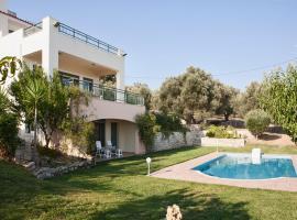 Archelos Villa, Agia Triada