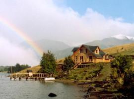 Lodge de Montaña Lago Monreal, El Blanco