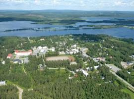 Apartementos Saukkohaka, Ristijärvi