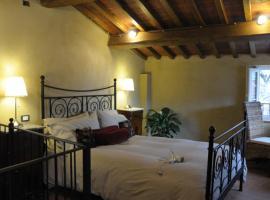 Casa Tigli, Sant'Andrea di Compito