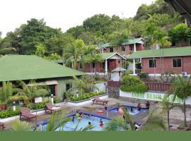 Endau Beach Resort, Padang Endau