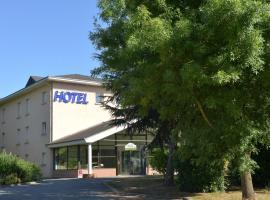 Inter-Hotel Clos De L'orgerie, Château-Gontier
