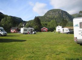 Seim Camping, Røldal