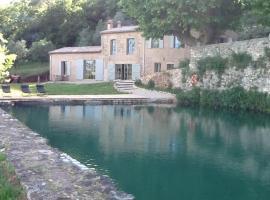 Bocage Saint Roman, La Motte