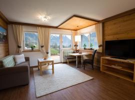 Appartement Freiblick, Ramsau im Zillertal