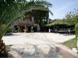 Locanda Sant'Antimo, Castelnuovo dell'Abate