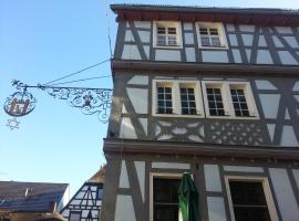 Hotel Blaues Haus, Otterberg