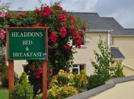 Headdons Bed & Breakfast, Holsworthy