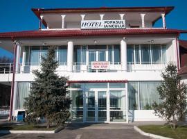 Hotel Popasul Iancului, Corbii Mari