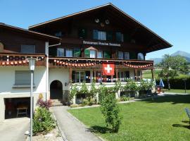 Pension Hotel Restaurant Sunnmatt, Aeschi