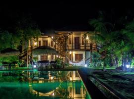 Hotel Villa Balidendê, Barra Grande