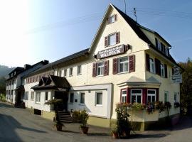 Hotel Forellengasthof Waldeck, Horb am Neckar