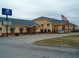 Americas Best Value Inn and Suites - Nevada, Nevada