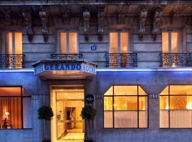 Hôtel Gérando