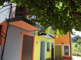 Borgo Lamurese, Avigliano
