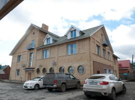 ApartHotel na Berezovoy, Zelenaja Poljana