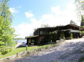 Lehmonkärki Resort, Asikkala