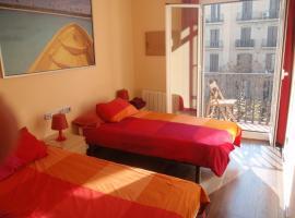 Guest House Urgell, Barcelona