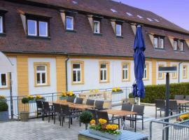 Arkadenhotel im Kloster, Bamberga