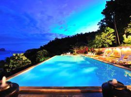 Koh Ngai Cliff Beach Resort, Ko Ngai