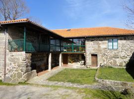 Casa Rural Rectoral de Candás, Rairiz de Veiga